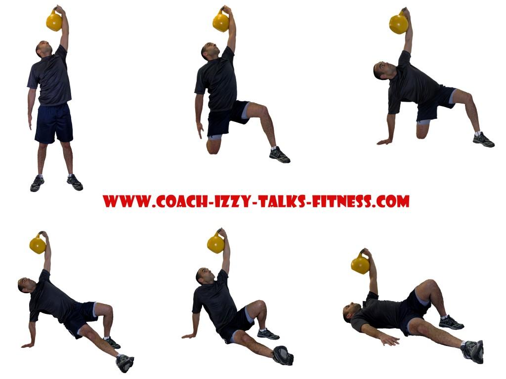 The Turkish Get Up Coach Izzy Talks Fitness