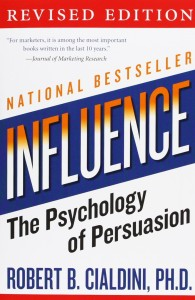 Cialdini's Influence